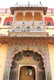 Παλάτι πόλεων, Jaipur, Rajasthan, Ινδία στοκ φωτογραφία