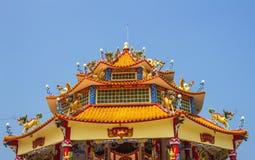 Παλάτι δράκων στοκ φωτογραφία