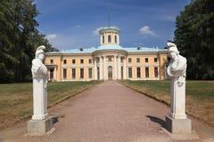 Παλάτι σε Arkhangelskoye, Μόσχα, Ρωσία Στοκ Εικόνες