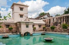 Παλάτι σε Yogyakarta στοκ εικόνες με δικαίωμα ελεύθερης χρήσης