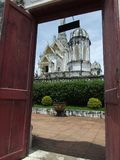 Παλάτι στην ΑΜ στοκ εικόνα