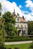 Παλάτι της αρίθμησης Schönborn Στοκ εικόνα με δικαίωμα ελεύθερης χρήσης