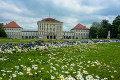 παλάτι της Γερμανίας nymphenburg Στοκ εικόνα με δικαίωμα ελεύθερης χρήσης