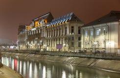 Παλάτι της δικαιοσύνης, Βουκουρέστι στοκ εικόνες με δικαίωμα ελεύθερης χρήσης