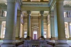 Παλάτι της δικαιοσύνης - Βρυξέλλες, Βέλγιο Στοκ Εικόνα