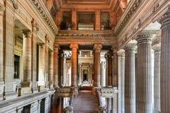 Παλάτι της δικαιοσύνης - Βρυξέλλες, Βέλγιο Στοκ Εικόνες