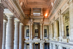Παλάτι της δικαιοσύνης - Βρυξέλλες, Βέλγιο Στοκ εικόνα με δικαίωμα ελεύθερης χρήσης