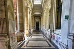 Παλάτι της δικαιοσύνης - Βρυξέλλες, Βέλγιο Στοκ εικόνες με δικαίωμα ελεύθερης χρήσης