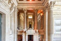 Παλάτι της δικαιοσύνης - Βρυξέλλες, Βέλγιο Στοκ Φωτογραφία