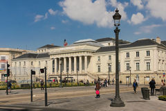 Παλάτι της δικαιοσύνης γύροι Γαλλία Στοκ εικόνα με δικαίωμα ελεύθερης χρήσης
