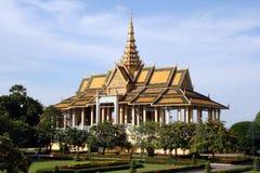 παλάτι της Καμπότζης βασι&lamb Στοκ εικόνες με δικαίωμα ελεύθερης χρήσης
