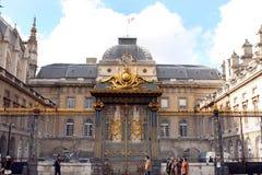 Παλάτι της πόλης - Παρίσι Στοκ Φωτογραφίες