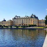 Παλάτι της Στοκχόλμης Στοκ φωτογραφία με δικαίωμα ελεύθερης χρήσης