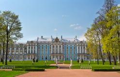 Παλάτι της Catherine, Αγία Πετρούπολη, Ρωσία στοκ εικόνες
