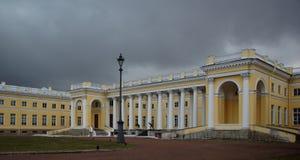 Παλάτι του Αλεξάνδρου Στοκ φωτογραφία με δικαίωμα ελεύθερης χρήσης