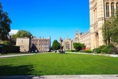 Παλάτι του Γουέστμινστερ, Big Ben στο Λονδίνο Στοκ Εικόνα