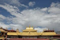 Παλάτι του Θιβέτ Στοκ Εικόνες