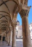 Παλάτι του διευθυντή Dubrovnik Στοκ Εικόνες