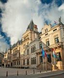 Παλάτι του Λουξεμβούργου Στοκ φωτογραφία με δικαίωμα ελεύθερης χρήσης