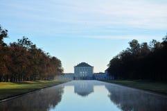 παλάτι του Μόναχου nymphenburg Στοκ Φωτογραφίες