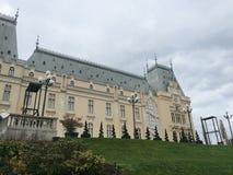 Παλάτι του ορόσημου πολιτισμού Στοκ Εικόνες