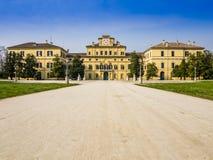 Παλάτι του δουκικού κήπου, Πάρμα, Ιταλία Στοκ φωτογραφία με δικαίωμα ελεύθερης χρήσης