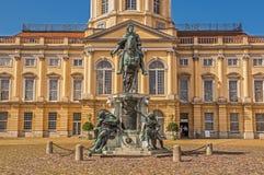 Παλάτι του Σαρλότεμπουργκ στο Βερολίνο, Γερμανία Στοκ φωτογραφίες με δικαίωμα ελεύθερης χρήσης