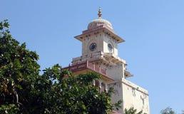 παλάτι του Jaipur πόλεων Στοκ Εικόνα