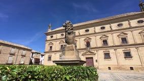 Παλάτι του Juan Vazquez de Molina, Ubeda, Ισπανία φιλμ μικρού μήκους
