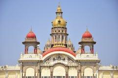 Παλάτι του Mysore στην Ινδία Στοκ εικόνες με δικαίωμα ελεύθερης χρήσης
