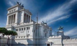 Παλάτι του Victor Manuel Στοκ Φωτογραφίες