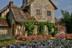 Παλάτι των Βερσαλλιών στο Ile de France Στοκ Φωτογραφίες