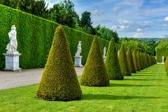 Παλάτι των Βερσαλλιών - της Γαλλίας στοκ εικόνες