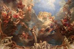 Παλάτι των Βερσαλλιών - του Παρισιού Στοκ εικόνα με δικαίωμα ελεύθερης χρήσης