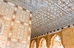 Παλάτι-φρούριο στην Ινδία Στοκ εικόνες με δικαίωμα ελεύθερης χρήσης