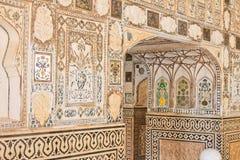 Παλάτι-φρούριο στην Ινδία Στοκ Φωτογραφία