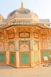 Παλάτι-φρούριο στην Ινδία Στοκ Εικόνα
