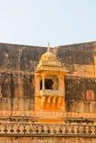 Παλάτι-φρούριο στην Ινδία Στοκ φωτογραφία με δικαίωμα ελεύθερης χρήσης