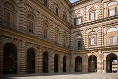 Παλάτι Φλωρεντία Pitti Στοκ φωτογραφίες με δικαίωμα ελεύθερης χρήσης