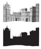 Παλάτι Διανυσματική απεικόνιση