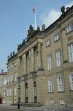 Παλάτι Amalienborg Στοκ Εικόνες