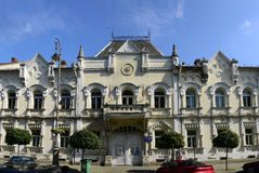 Παλάτι Andrenyi Στοκ Εικόνες