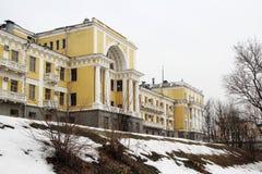 Παλάτι Arkhangelskoe, περιοχή της Μόσχας, της Ρωσίας Στοκ φωτογραφίες με δικαίωμα ελεύθερης χρήσης