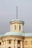 Παλάτι Arkhangelskoe, περιοχή της Μόσχας, της Ρωσίας Στοκ εικόνα με δικαίωμα ελεύθερης χρήσης