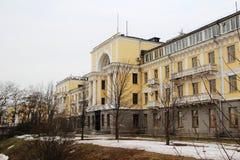 Παλάτι Arkhangelskoe, περιοχή της Μόσχας, της Ρωσίας Στοκ Φωτογραφία