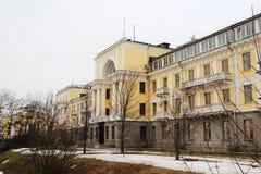 Παλάτι Arkhangelskoe, περιοχή της Μόσχας, της Ρωσίας Στοκ Εικόνες