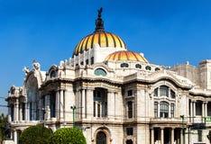 Παλάτι Artes Bellas Στοκ Εικόνες
