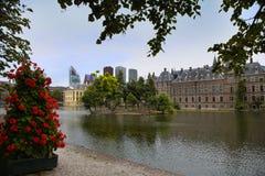 Παλάτι Binnenhof στη Χάγη, Κάτω Χώρες Στοκ Εικόνα