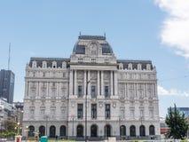 Παλάτι Centro πολιτιστικό Kirchner στο Μπουένος Άιρες στοκ εικόνες