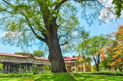 Παλάτι Chandra Sanam, Ταϊλάνδη Στοκ Φωτογραφία